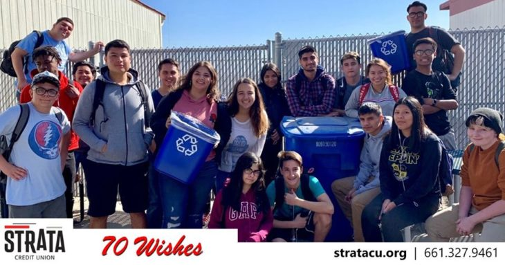 Kern High ROC Recycling Program