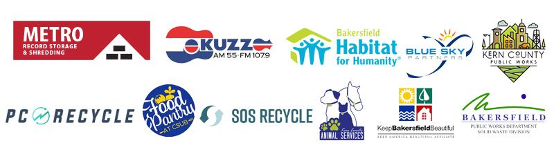 Earth Day Vendor Logos